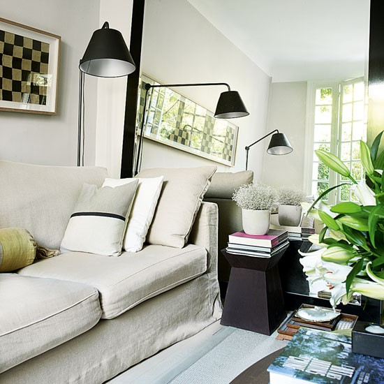 Styles Of Homes In Our Area: Retro Modern-style Living Area