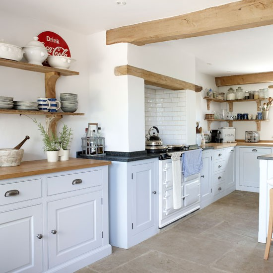 Country Kitchens Cabinets: Country Kitchen Storage Ideas