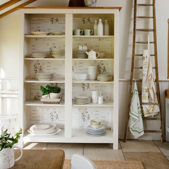 Kitchen Storage Unit: Country Kitchen Storage Ideas