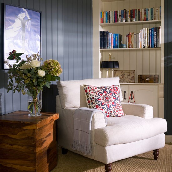 Living Room Modern Country Designs: Modern Country Home