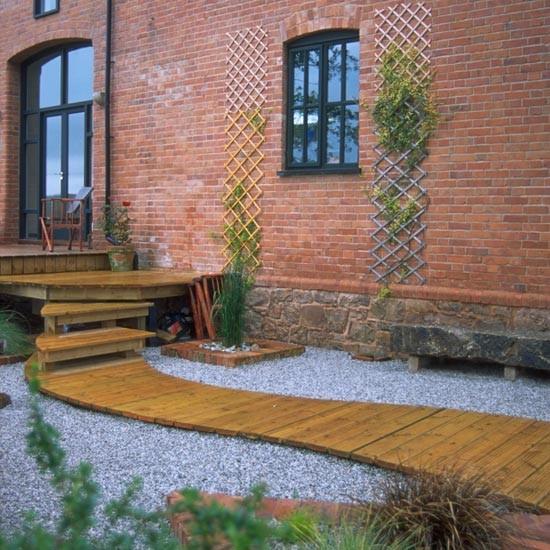 Decked Garden Ideas: Garden Decking And Patio Ideas