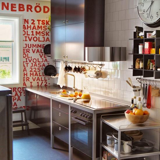 Ikea Kitchen Design Ideas: Galley Kitchen Design Ideas