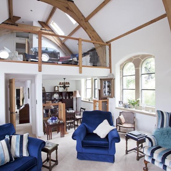 Light Filled Contemporary Living Rooms: Light-filled Living Room