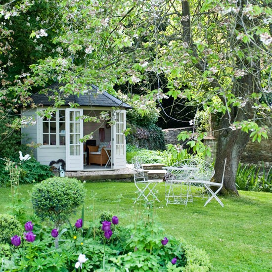 Lullaby Land Nursery Decorating Ideas: Country Garden Pictures