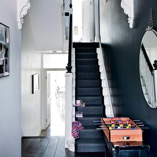 Victorian Hallway: Take A Tour Around A Three-storey Victorian Semi
