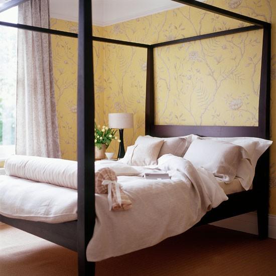 Bedroom Wallpaper - 10 Decorating Ideas