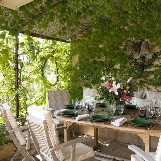 Vine Covered Garden Room Garden Rooms Housetohome Co Uk