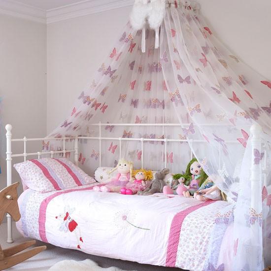 Girls Bed Canopy Uk | BangDodo