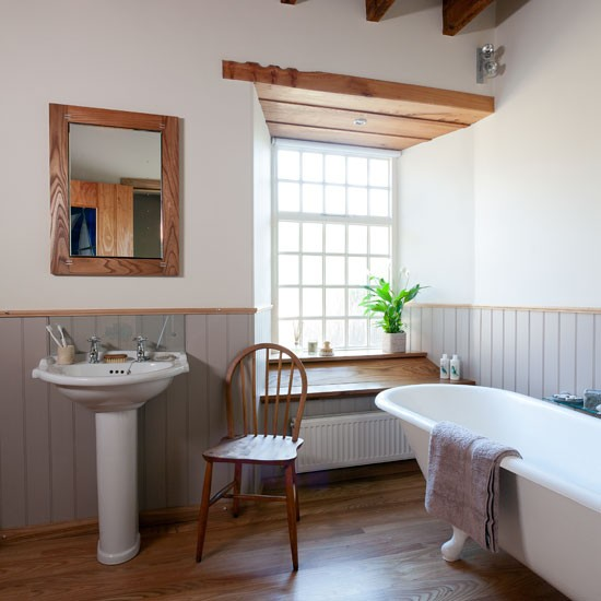 Be Inspired By A Country Style Bathroom Housetohome Co Uk