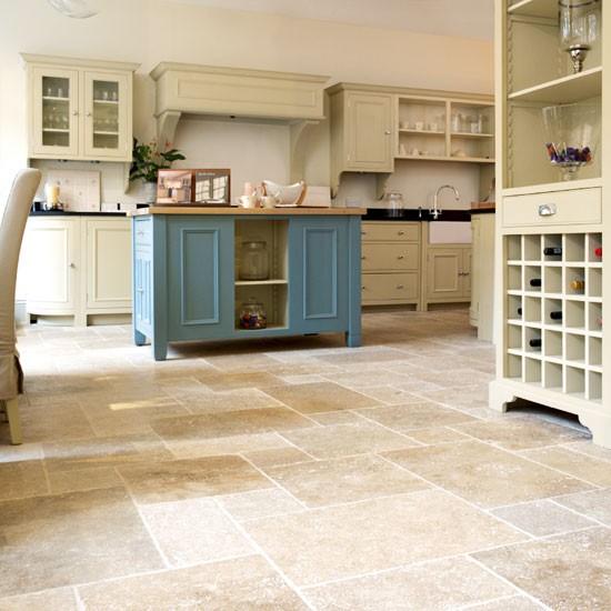 Tile For Kitchen Floor: Flooring Ideas Kitchen 2017