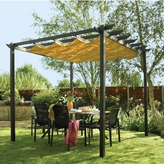 Rowlinson Latina Canopy From Tesco Direct Garden Party