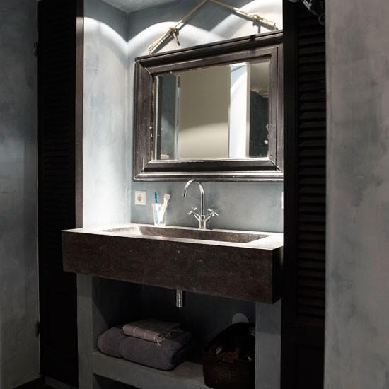 Rustic Bathroom Ideas: Bathroom Decorating Ideas