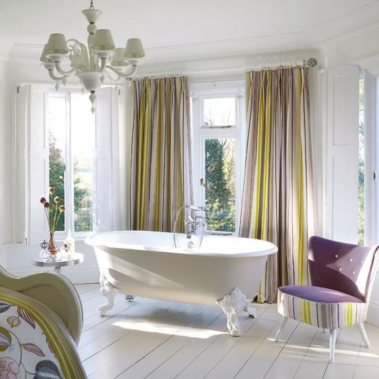 Bedroom With Ensuite Bathroom: Boutique Hotel-style Bath In Bedroom