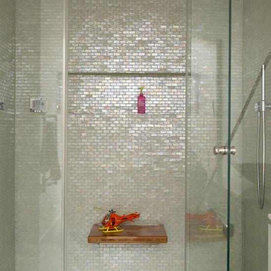 Sparklingly Modern Bathroom Bathroom Ideas Housetohome