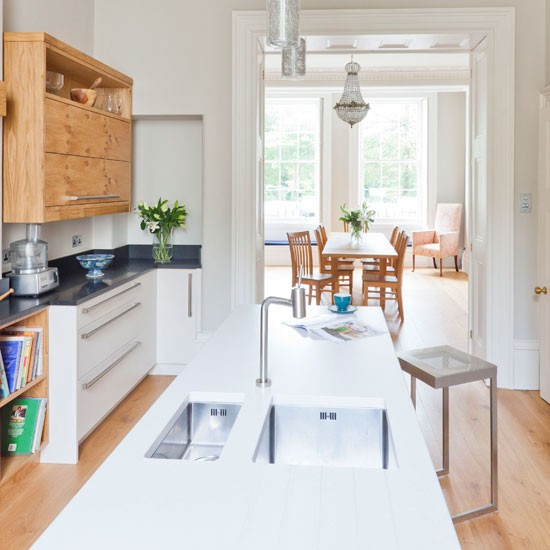 Bright Kitchens: Open-plan Living Ideas