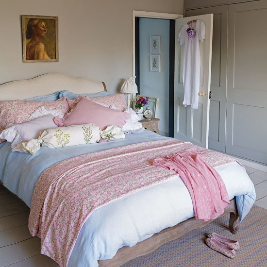 Shabby Chic Bedrooms: INTERIOR DESIGN CHATTER : Colour Inspiration