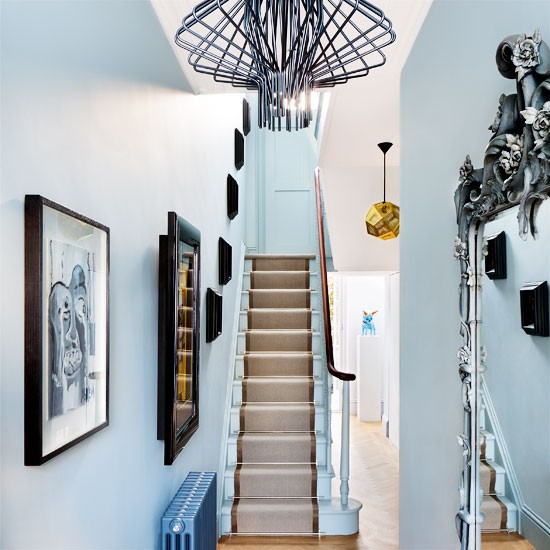 Victorian Hallway: Be Inspired By A Stylish Victorian Home In West