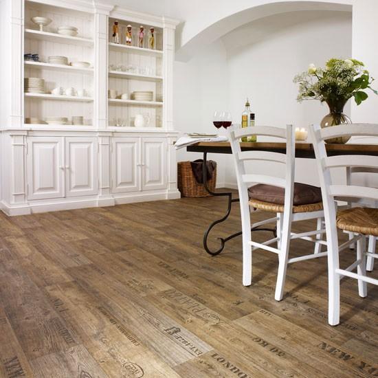 Wood Floors In Kitchen: Avenue Floors Wood-lookvinyl