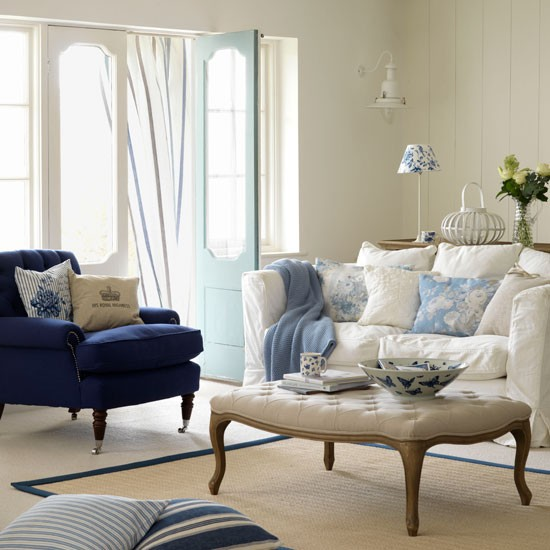 Country Living Room Decorating: Living Room Decorating Ideas