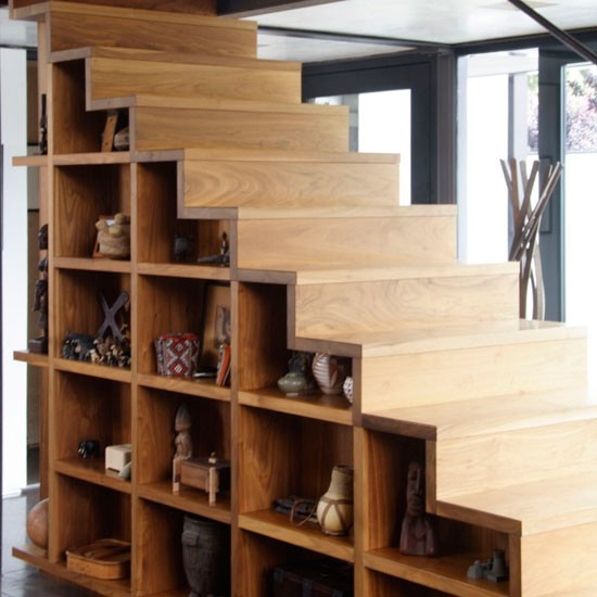 60 Under Stairs Storage Ideas For Small Spaces Making Your: Useful Storage Staircase