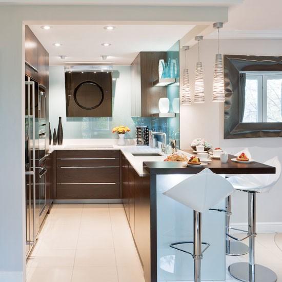 Small Kitchen Design Ideas Uk: Integrated Appliances