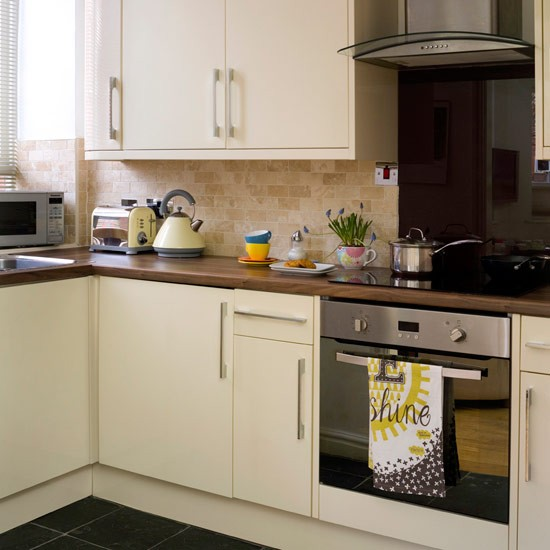 Apartment Kitchen Units: Quirky And Colourful Apartment