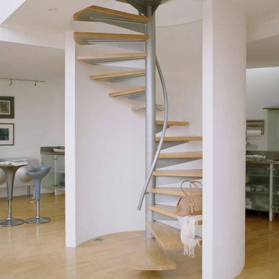 Inspiring Spiral Staircase