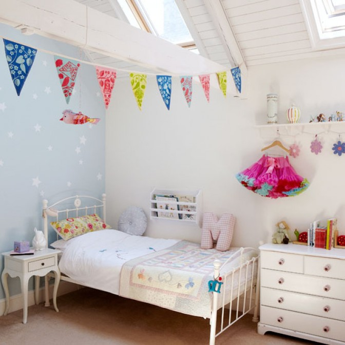 Fun Kids Rooms: Kids Bedroom Ideas & Childrens Room Designs