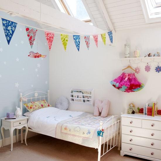 Cute Kids Room: 屋根裏部屋 : 参考になる海外の子供部屋インテリア画像