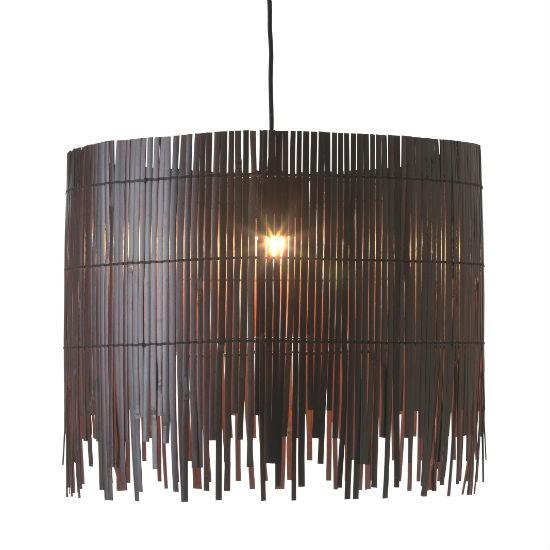 Ikea Wicker Lamp Shades: Rotvik Pendant Shade From Ikea