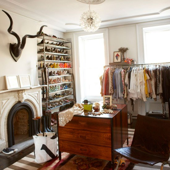Masculine dressing room dressing rooms - Dressing room designs in the home ...