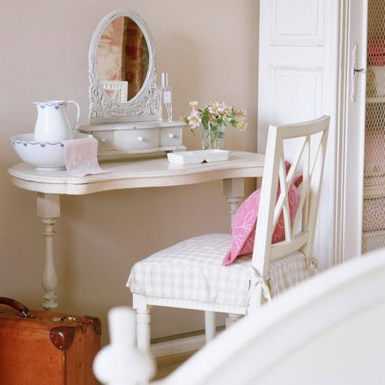 Pretty Traditional Dressing Room