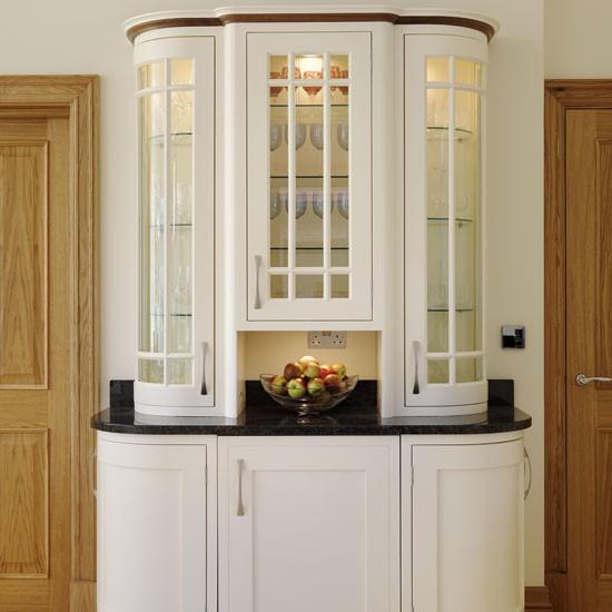 Kitchen Cabinet Displays