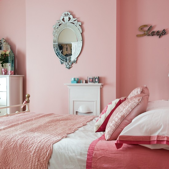 Pretty Room Decorations Pink Girls Bedroom Ideas Pretty: Period Decorating Ideas