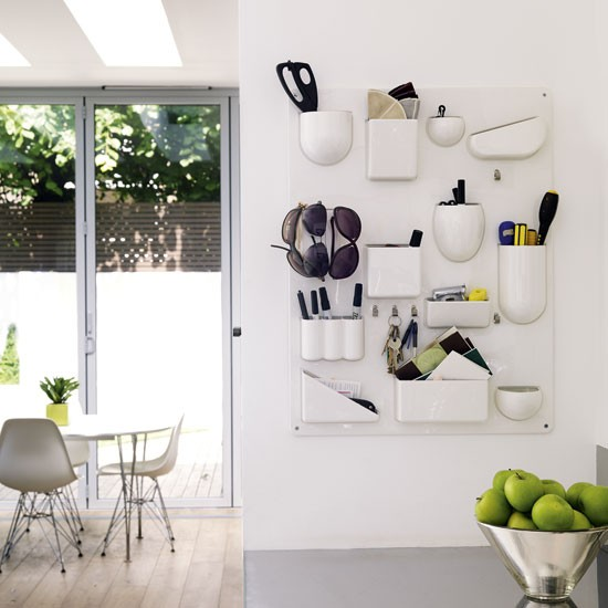 Wall Mounted Storage Be Inspired By A White Minimalist