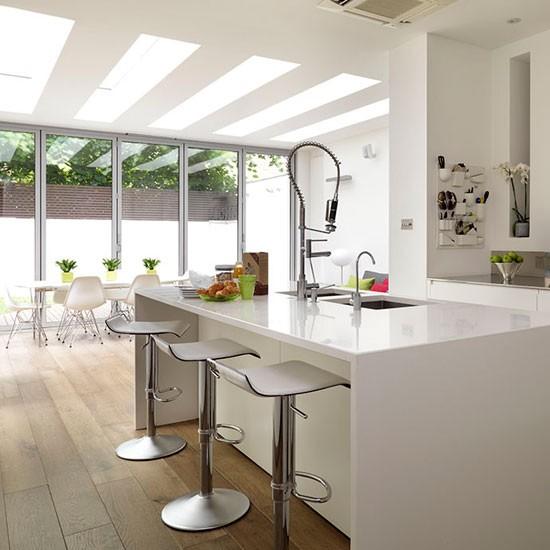 Beautiful White Kitchens Pthyd