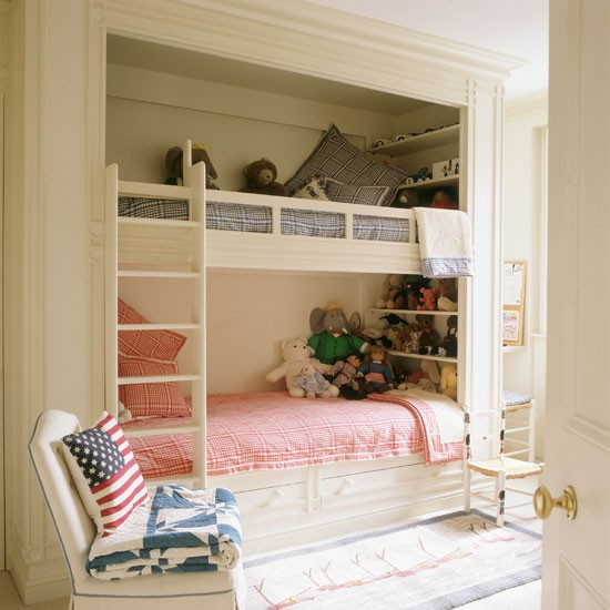Built In Furniture For Bedrooms: Home Decor And Design Ideas