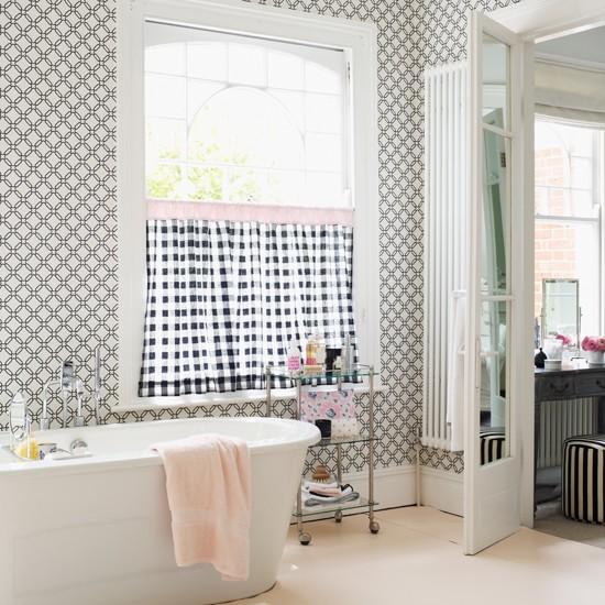 Chic Monochrome Bathroom Chic Monochrome 10 Decorating
