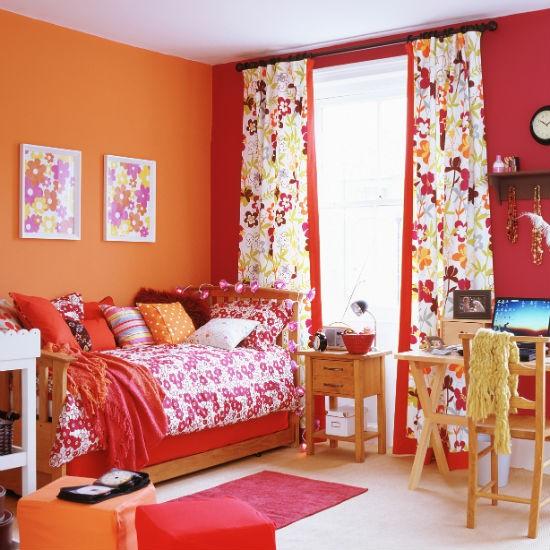 . Colourful Bedroom Decorating Ideas   Interior Design Ideas