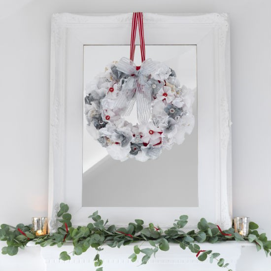 Christmas Decorations Uk: Fireplace Christmas Decorations