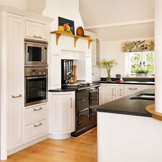 Traditional White Kitchen Cabinets Ideas: Traditional Kitchen Pictures
