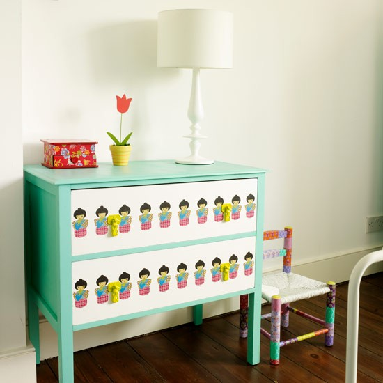 Blue Storage Kids Toy Box Playroom Furniture Bedroom Girls: Make Toy Storage A Feature