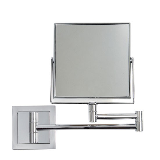 Best Place To Buy Bathroom Mirrors: Square Extendable Mirror From Dwell