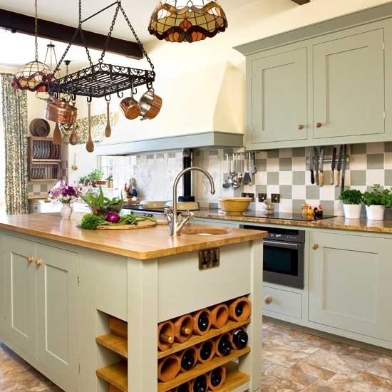 Farmhouse Kitchen Cabinets: Farmhouse Kitchen In The UK
