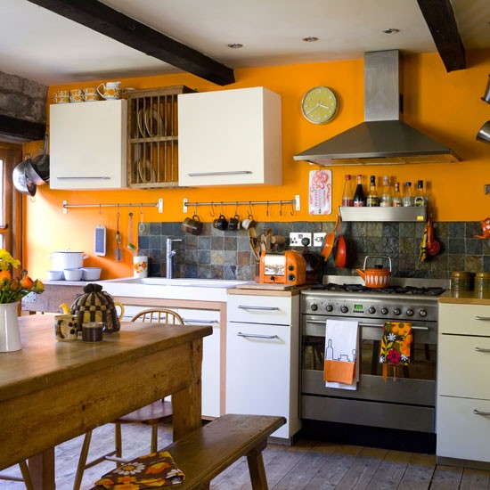 Quirky Kitchen Artwork: Quirky And Eclectic House Tour