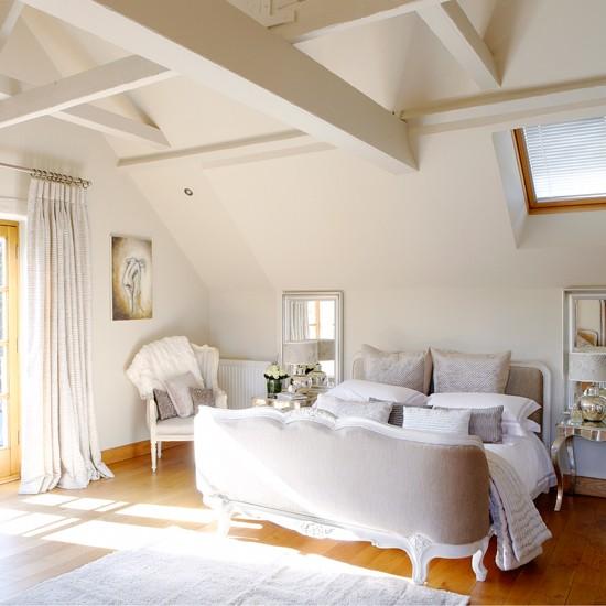 Elegant White Master Bedrooms: Elegant White Bedroom