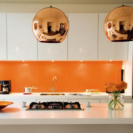 Add Spotlights Under Cabinetry