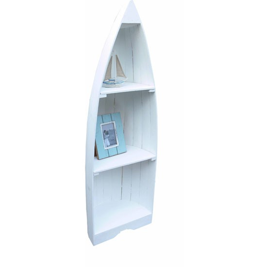 Boat Shaped Shelving Unit From Home Home Home Coastal