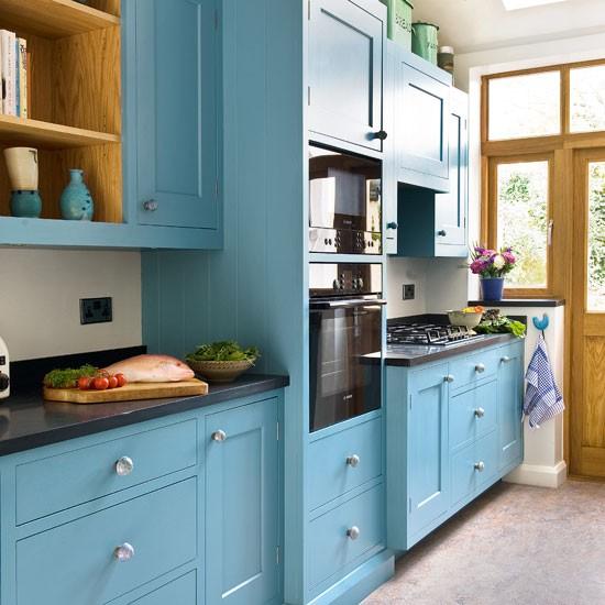 Galley Style Kitchen: Galley Kitchen Design Ideas