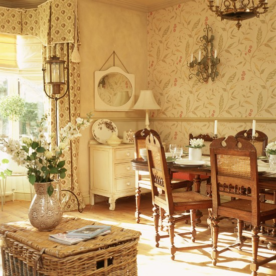 Dining Room Wallpaper Ideas: Wallpaper Ideas For Dining Room 2017